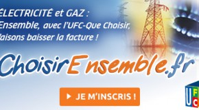 Campagne «Energie moins chère ensemble»