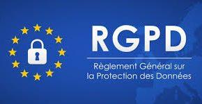 Protection des données personnelles – RGPD