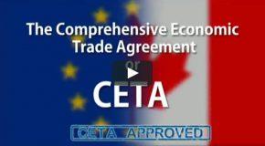 L'UFC Que Choisir deMoselle-Est incite les députés locaux à voter contre le CETA