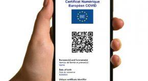 Voyages et Covid-19 – Le certificat numérique Covid européen entre en vigueur